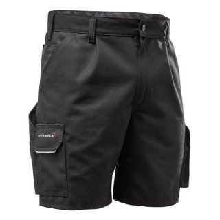 Pfanner StretchZone® Canvas Shorts schwarz