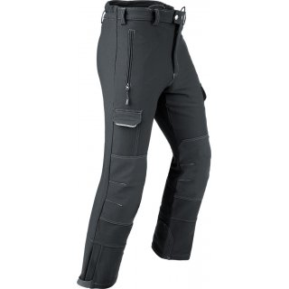 Thermo Outdoorhose Gr. L Farbe Schwarz