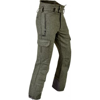 Pfanner Lodenhose Gr. M long Farbe Oliv